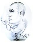 karikatury a portréty MP