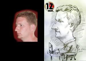 Karikatury Portrety Volna Tvorba Komiks